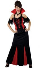Bloodthirsty Vampiress Costume (HF5035)